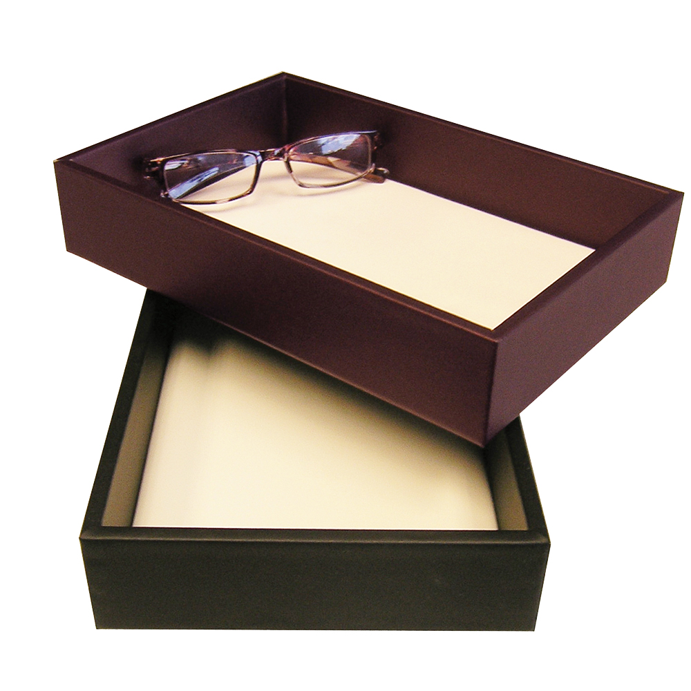Leatherette Frame Trays