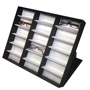 Frame Case with Kickstand Lid - 18 Cavity