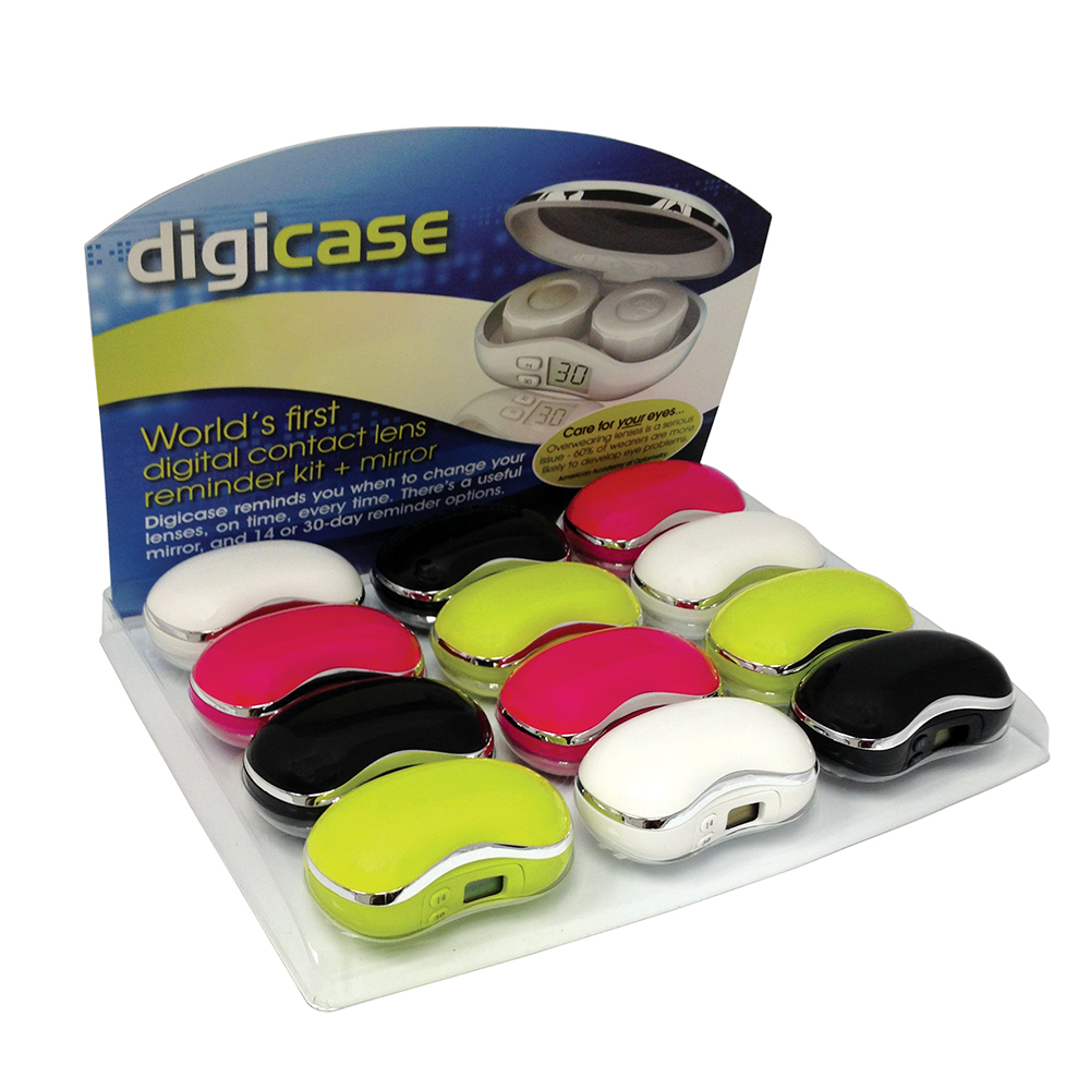 Digicase Pre-packed Display
