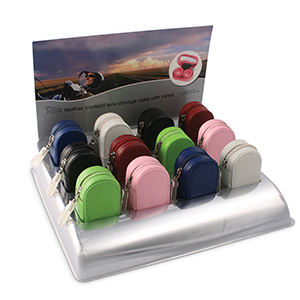 Related Product: iPAK Leather Contact Lens Cases Display