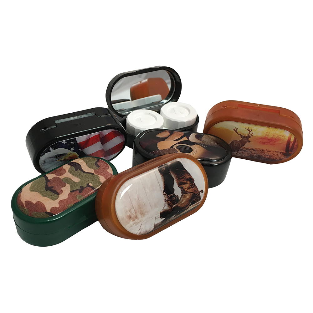 Graphic Compact Cases