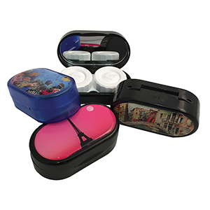 Related Product: Graphic Compact Cases - Travel