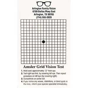 Related Product: Imprinted Magnetic Modified Amsler Grid