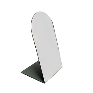 Oval Top Counter Mirror