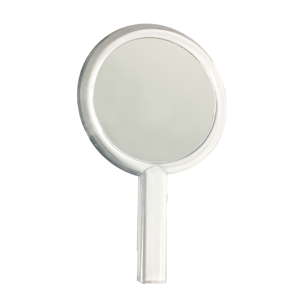 Handheld 2-Sided Mirror