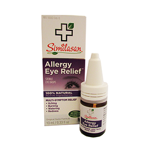 Related Product: Similasan Allergy Eye Drops #2