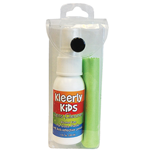 Kleerly Kids Pegable Pouch Eyeglass Care Kit