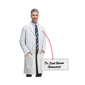Men's Long Lab Coats
