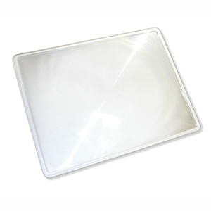 Related Product: Full Sheet Magnifier (2X Magnification)