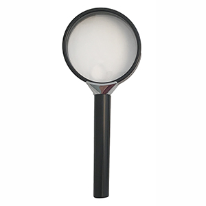 """Related Product: Handheld Magnifier with 2.5"""" Lens Diameter"""