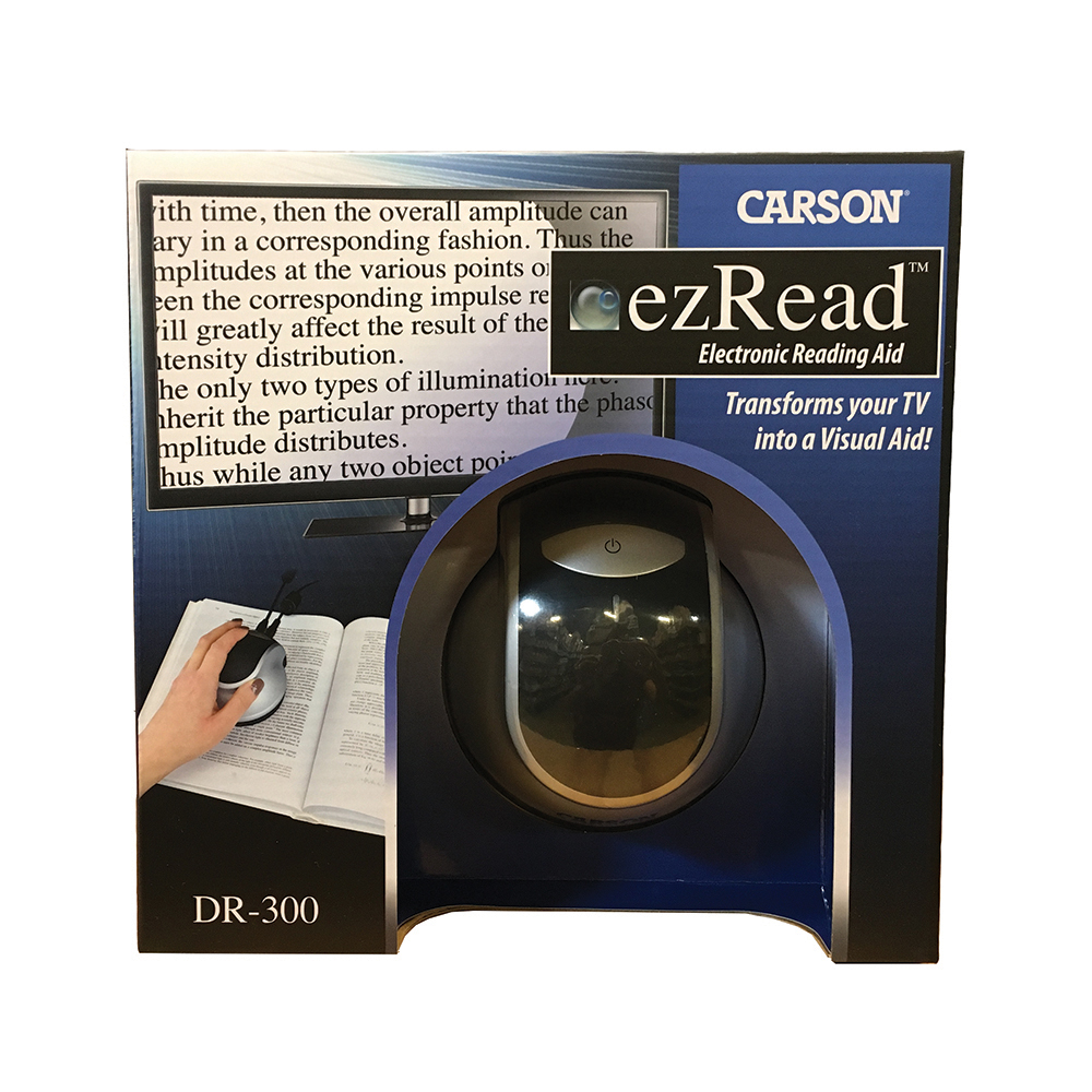 ezRead™ - DR300 Electronic Reading Aid