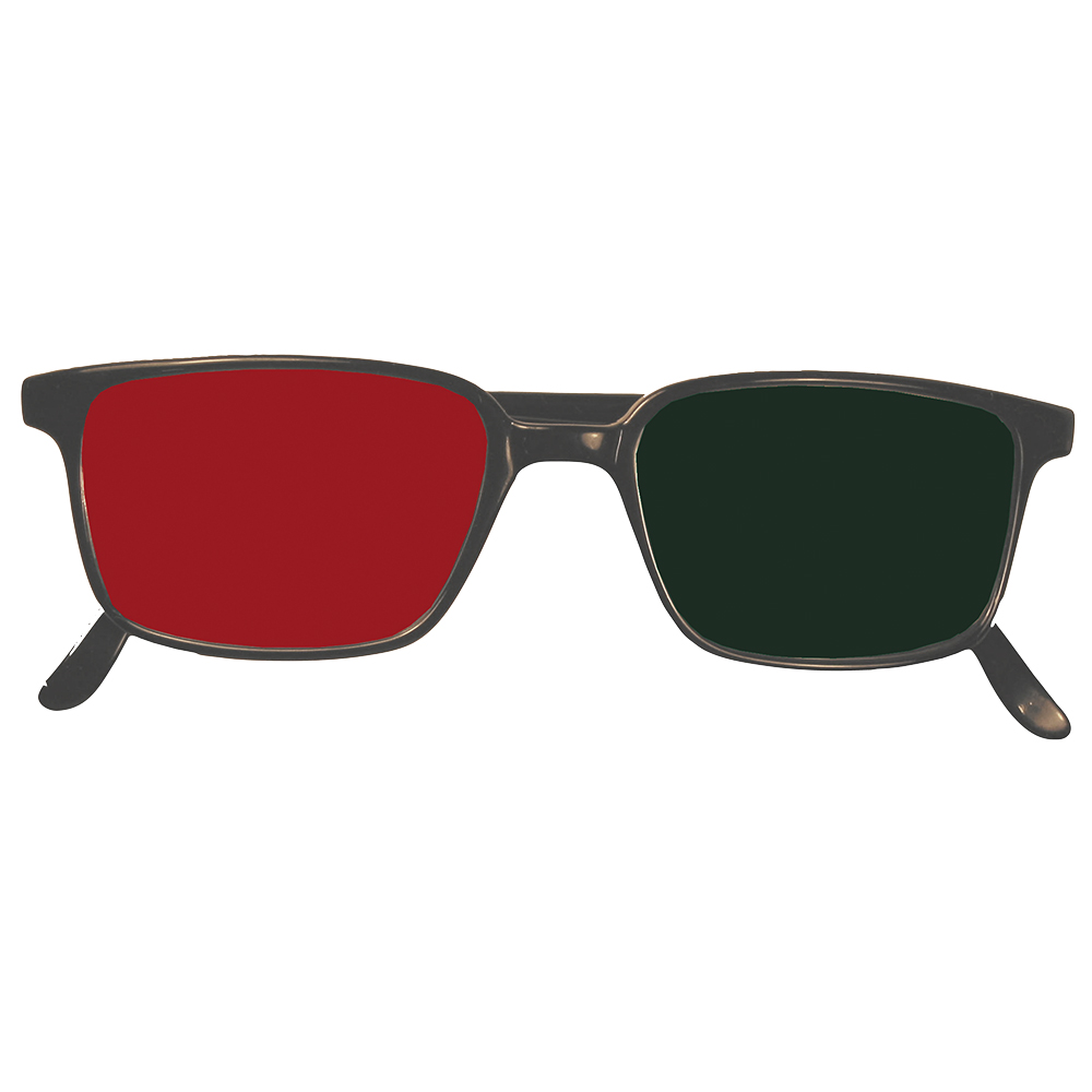 Red/Green Glasses