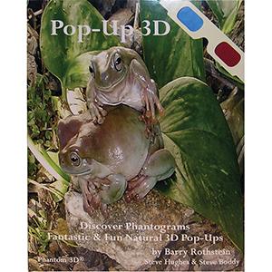 Pop-Up 3D Book
