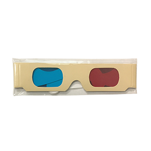 Replacement Red/Cyan Glasses for Pop-up 3D Book
