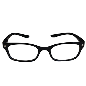 Related Product: Neck Specs Small-Medium Black Frame