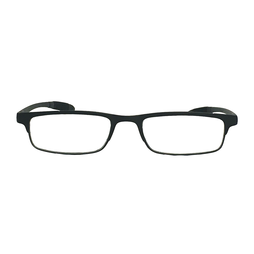 Black Reader with Anti-Reflective Coated Lenses