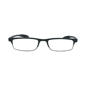 Gradient Gray Reader with Anti-Reflective Coated Lenses