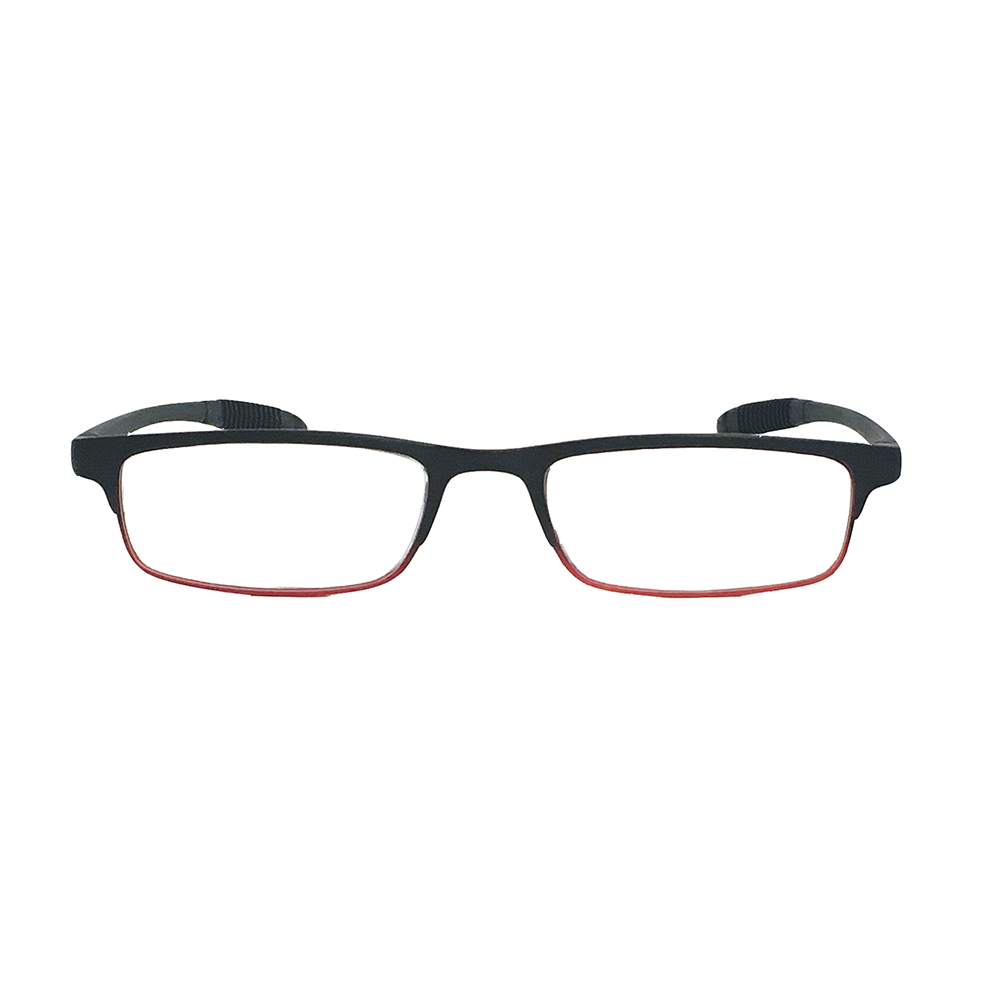 Gradient Burgundy Reader with Anti-Reflective Coated Lenses
