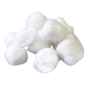 Related Product: Cotton Balls - Medium - Non-Sterile