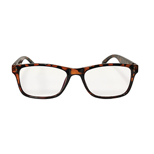Vintage Tortoise Reader with Blue Blocker & Anti-Reflective Coated Lenses