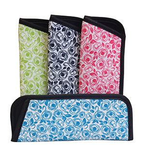 Related Product: Floral Half Eye Slip-In
