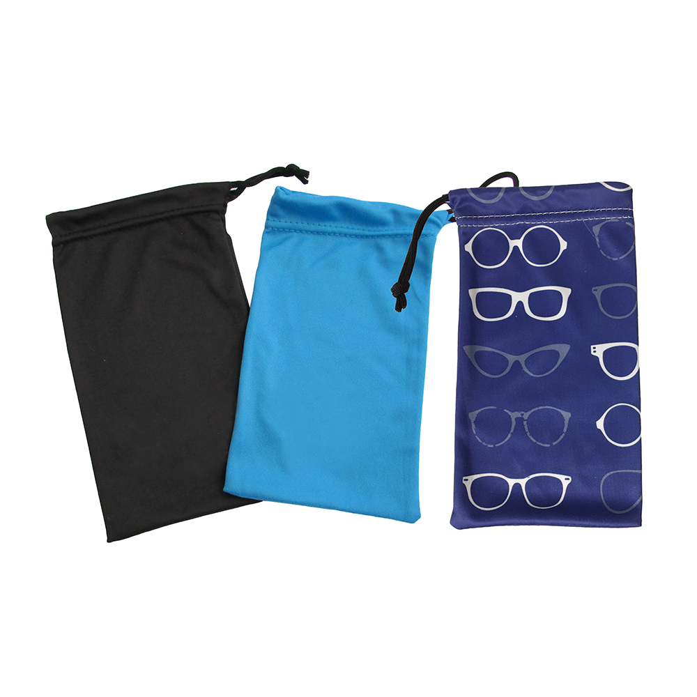 Standard Silky Drawstring Pouch