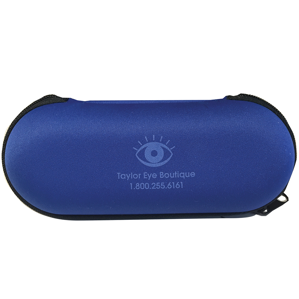 Pad Printed Sporty Zippered Protective Case
