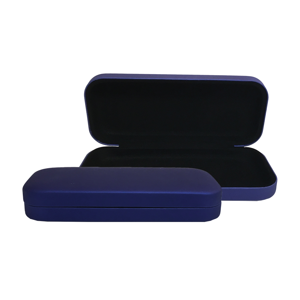 Rounded Protective Clamshell Case Eyeglass Cases Optical
