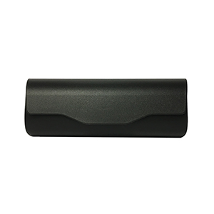 Solid Black Plastic Case w/Liner