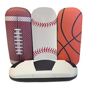 Related Product: Sports Clam Case - by the case (120 cases)