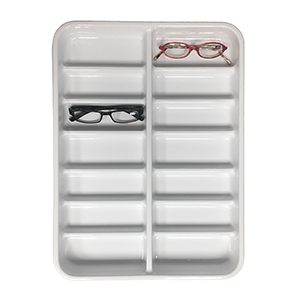Frame Storage Trays - (No Lid)  - Frame Capacity: 14