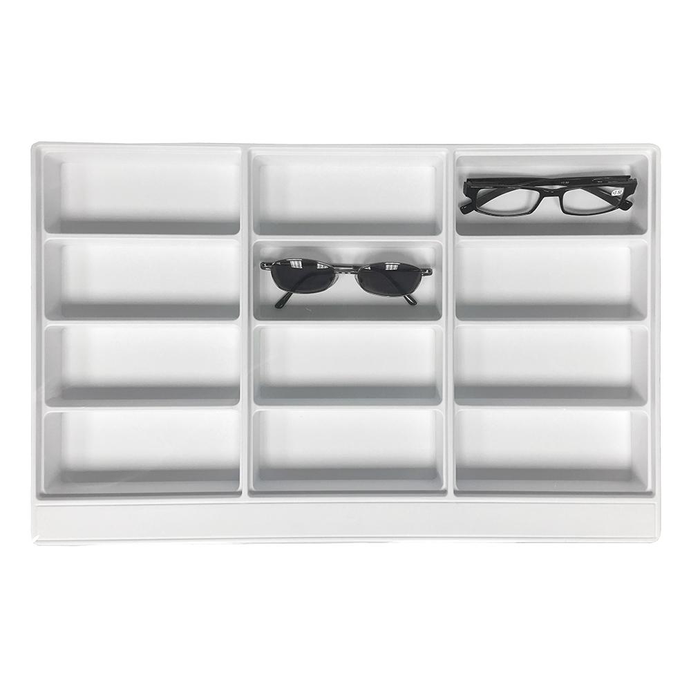 Frame Storage Trays - w/lid - Frame Capacity: 12