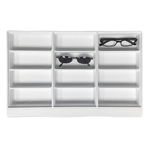 Related Product: Frame Storage Trays - w/lid - Frame Capacity: 12