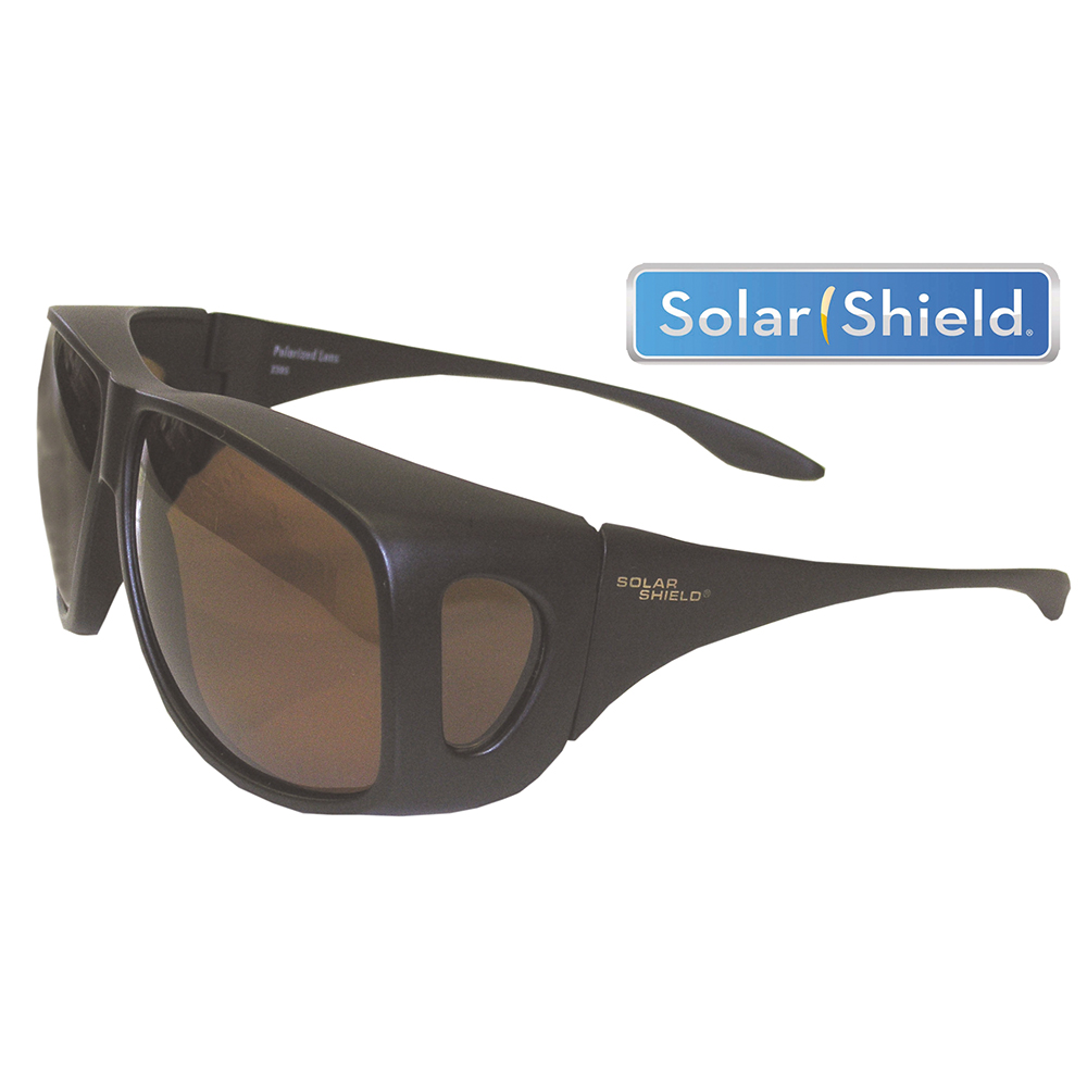 Solarshield®  Ultra Polarized Fits Over™