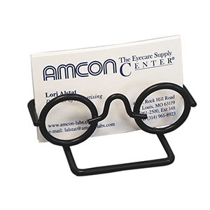 Optical Business Card Holder