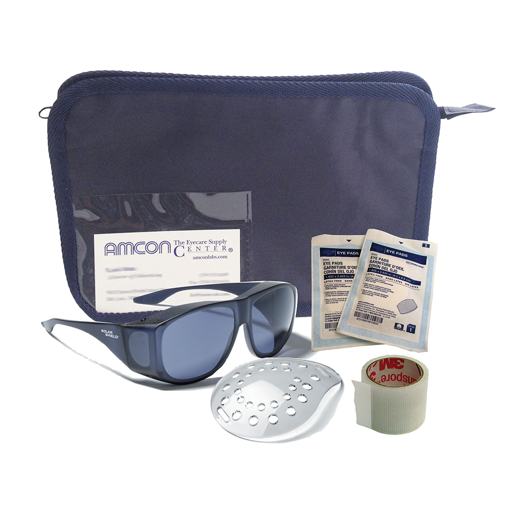 Post-Op Kits - Cataract - Standard Kit, Premium Bag