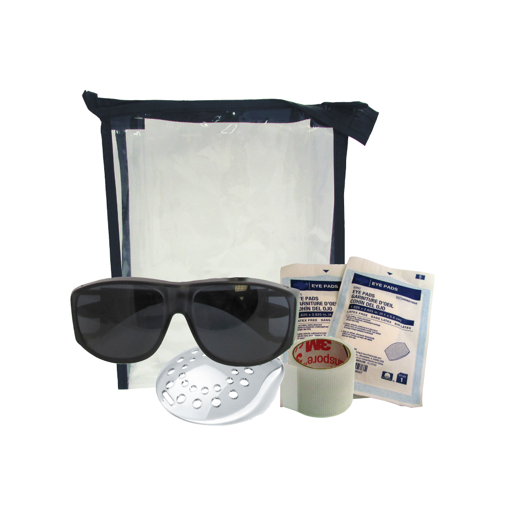 Post-Op Kits - Cataract - Standard Kit, Standard Bag