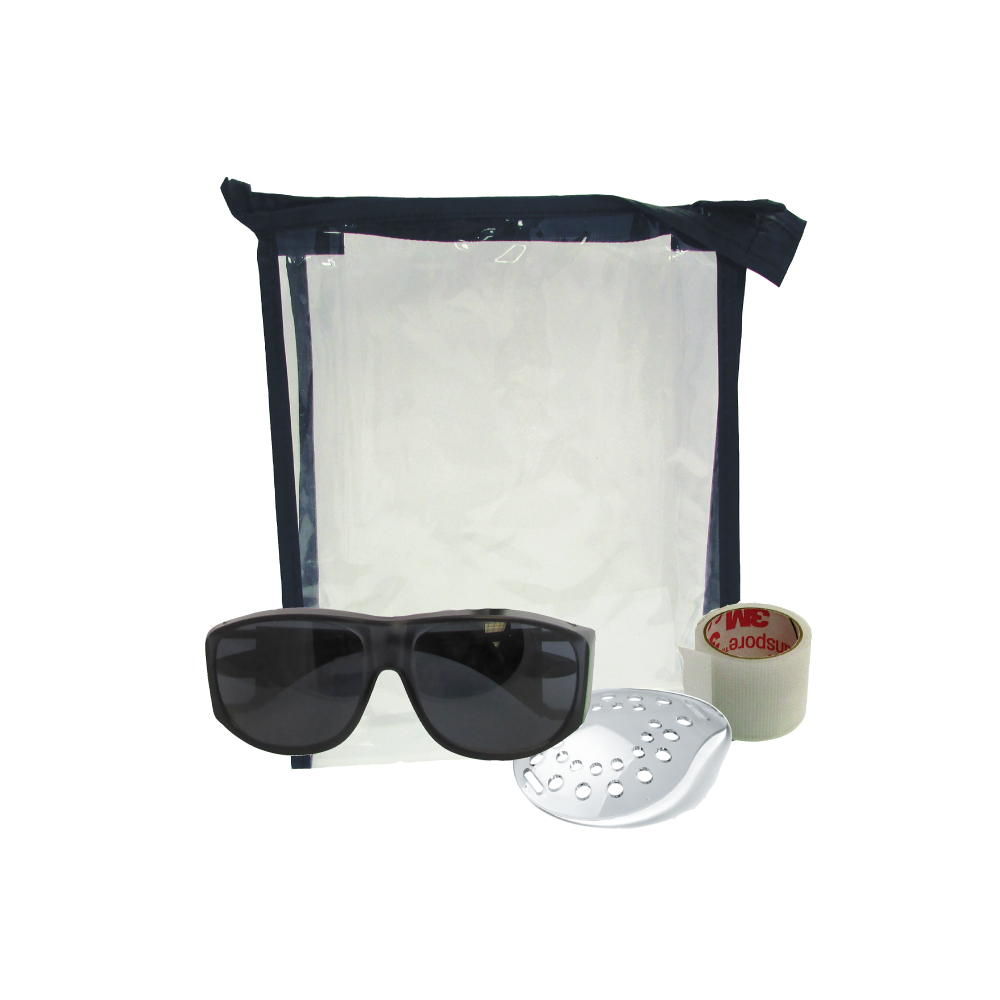 Post-Op Kits - Cataract - Standard Kit with Standard Bag