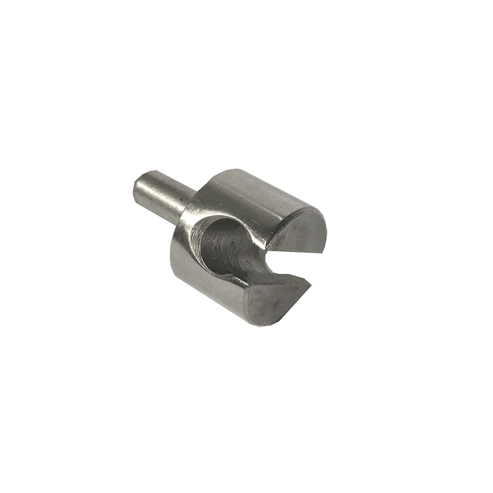 Staking Tool Replacement Part - Slotted Anvil