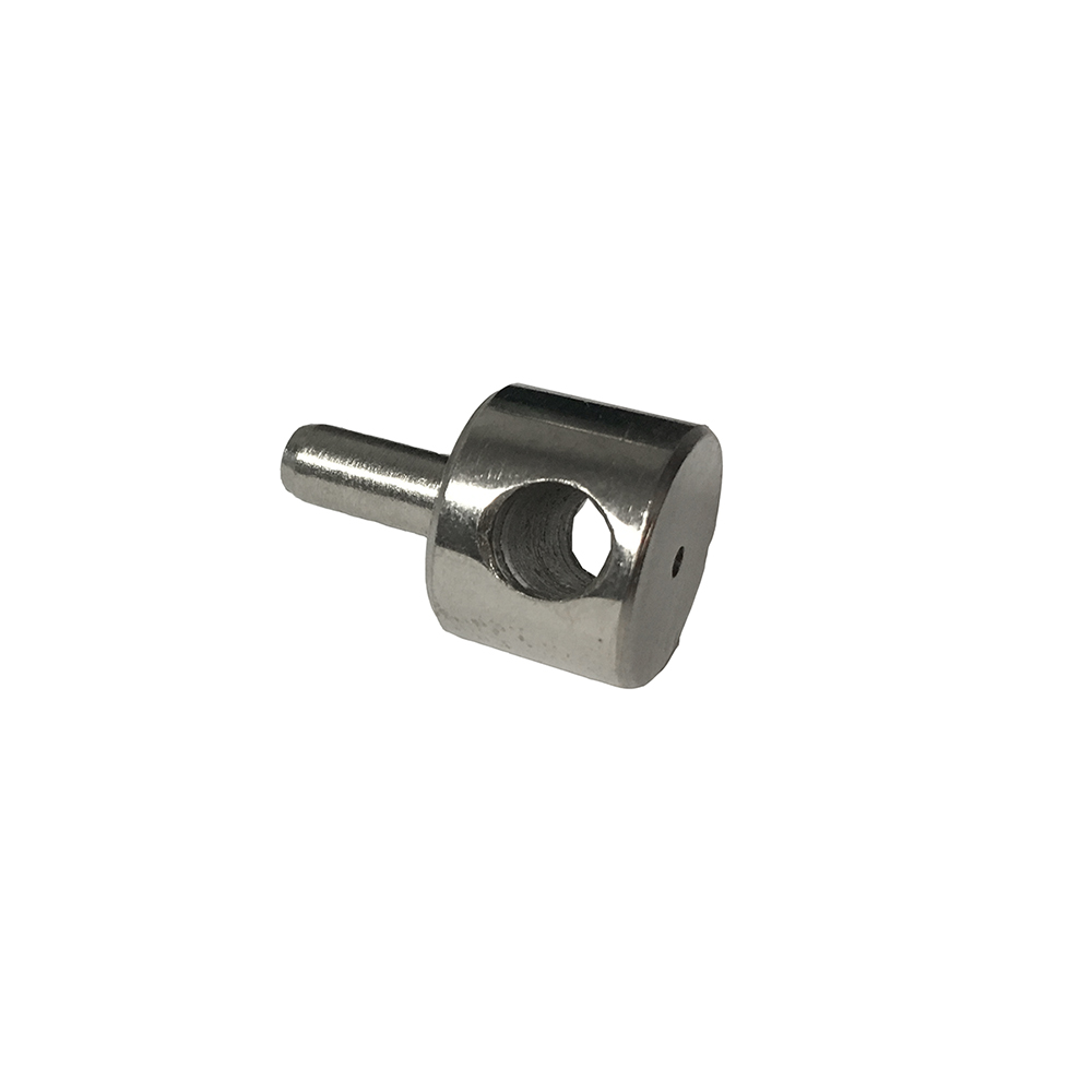 Staking Tool Replacement Part - Single Pin Hole Anvil
