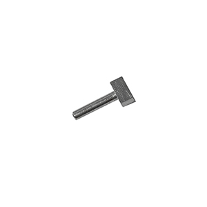Staking Tool Replacement Part - Narrow Anvil Insert