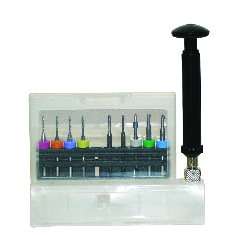Complete Drill and Tap Tool Kit