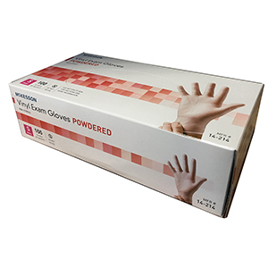 Related Product: Vinyl, Latex-Free Gloves - Powdered