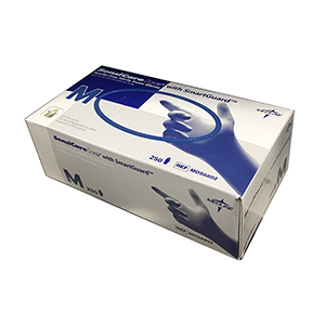 Related Product: Sensicare® Gripper Nitrile Gloves- By the Case