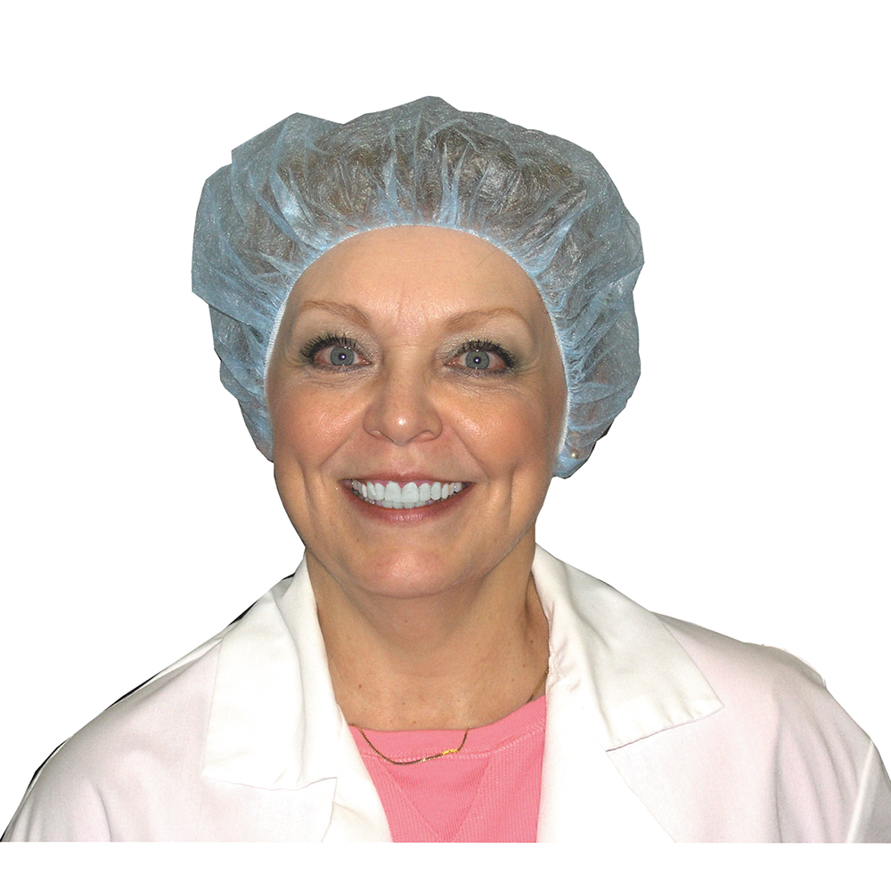 Bouffant Surgical Cap - 21 Inch