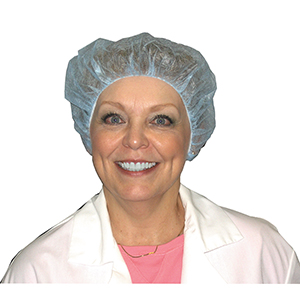 Related Product: Bouffant Surgical Cap - 21 Inch