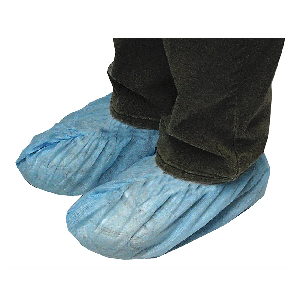 Skid-Resistant Shoe Covers