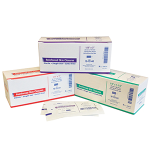 Related Product: Sterile Skin Closure Strips