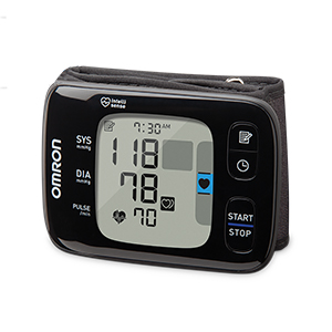 Related Product: Digital Wrist Blood Pressure Monitor