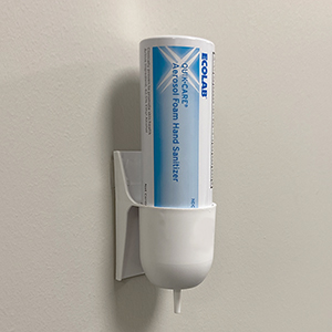 Related Product: Anti-Microbial Hand Foam Dispenser